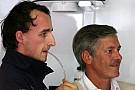 Kubica set for driving return in October