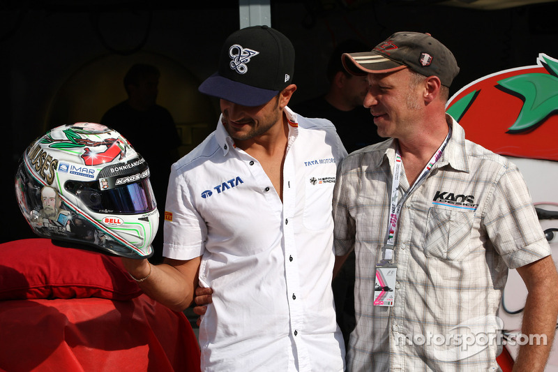 HRT Italian GP - Monza qualifying report