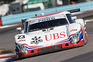 United Autosports prepared for Mid-Ohio finale