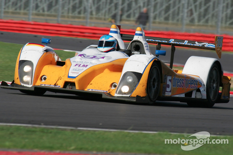 Pegasus Racing Silverstone race report