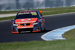 V8 Supercars Series L&H 500 Friday practice report