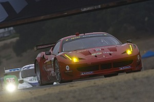 IndyCar Risi Competizione Laguna Seca qualifying report