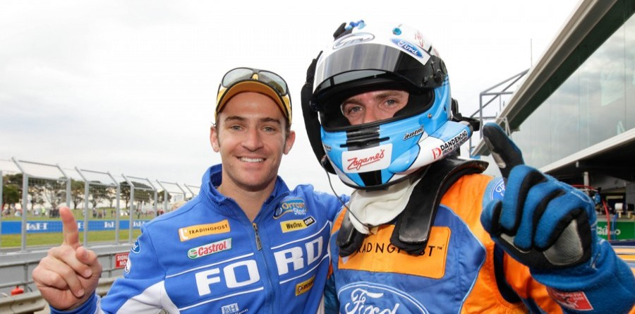Davison and Youlden take L&H 500 pole