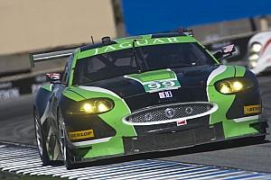 ALMS JaguarRSR Laguna Seca race report