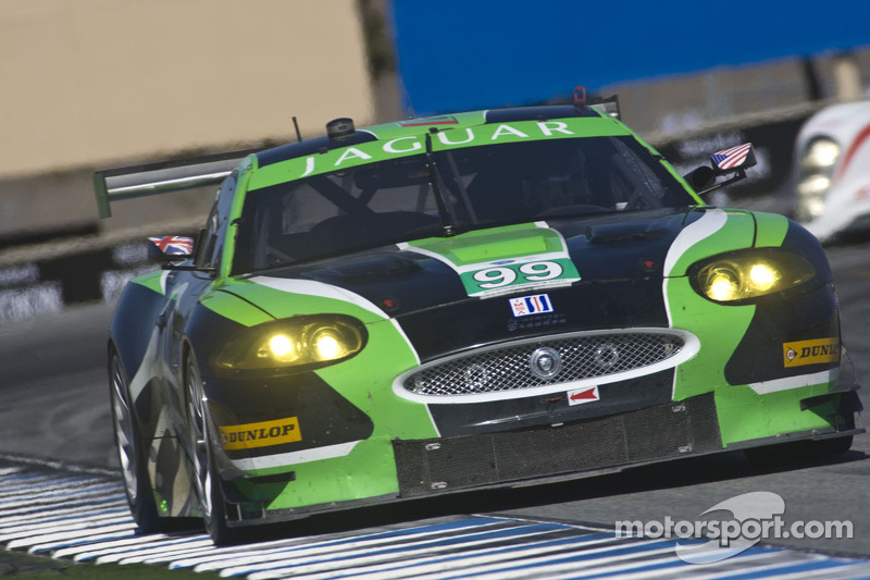 JaguarRSR Laguna Seca race report