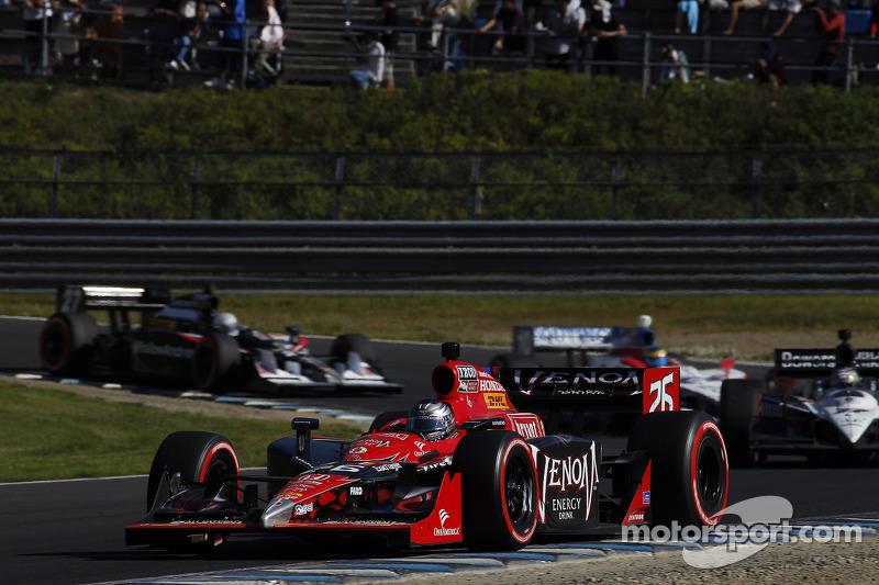 Andretti Autosport Motegi race report