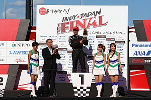 IndyCar Series news and notes 2011-09-19