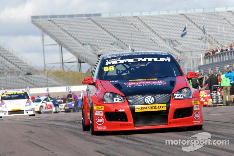 AmD Milltek Racing Rockingham event summary