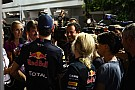 Webber apologises after insulting journalist
