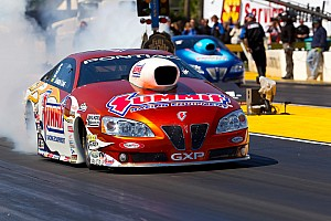 NHRA Line Dallas Friday report