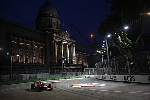 Marussia Virgin Singapore GP qualifying report