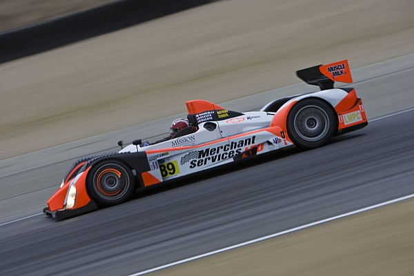 Chapman Ducote very pleased with podium at Laguna Seca