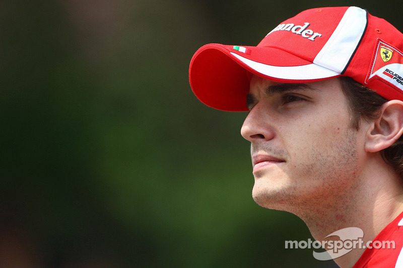 Report links Jules Bianchi with Force India test seat