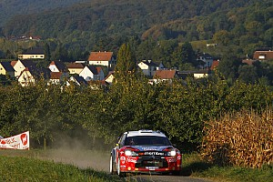 Petter Solberg Rally de France event summary