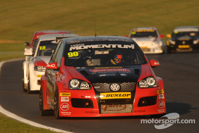 AmD Milltek Racing Brands Hatch GP race report