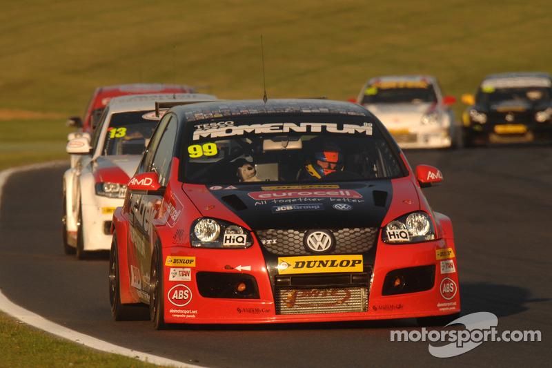 AmD Milltek Racing Brands Hatch GP race report