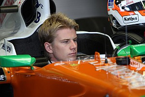Force India Japanese GP - Suzuka Friday practice report