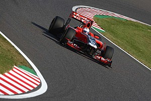 Marussia Virgin Japanese GP - Suzuka qualifying report