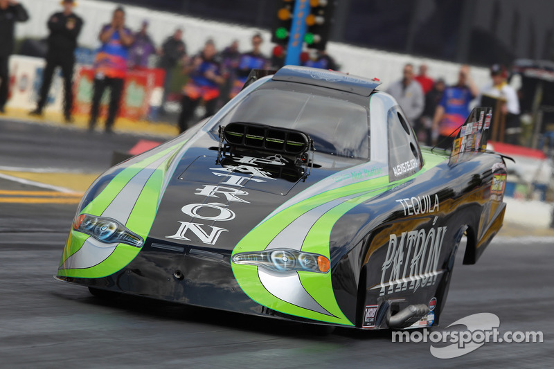 Alexis DeJoria prepared for Firebird Raceway