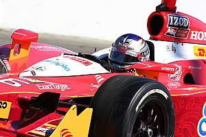 Andretti Autosport Las Vegas qualifying report