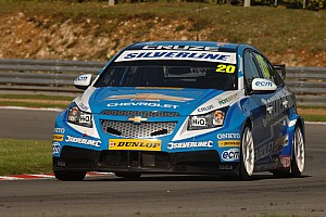 BTCC Alex MacDowall ready for Silverstone finale