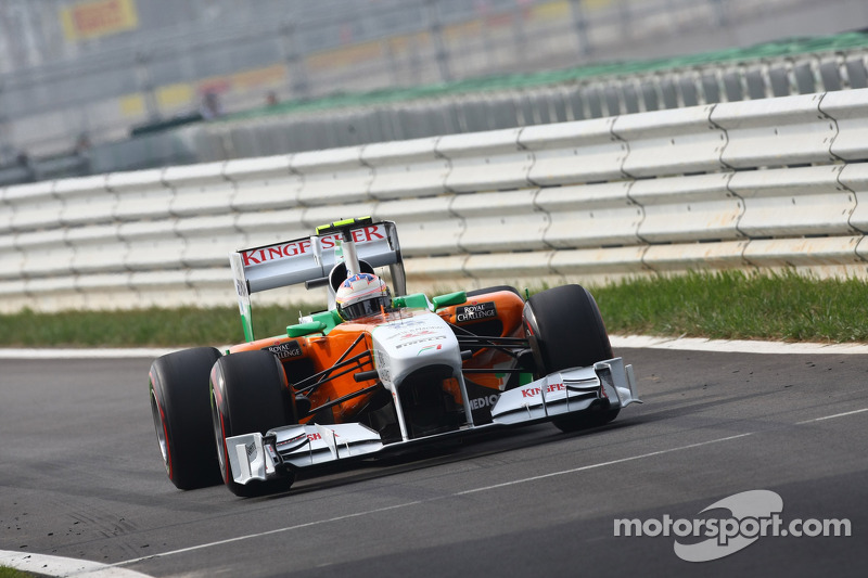 Force Korean GP - Yeongam race report