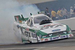 NHRA John Force Racing Phoenix final report