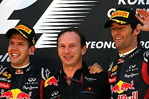 Vettel could give up win to help Webber