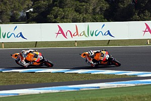 Repsol Honda champs head to Malaysian GP