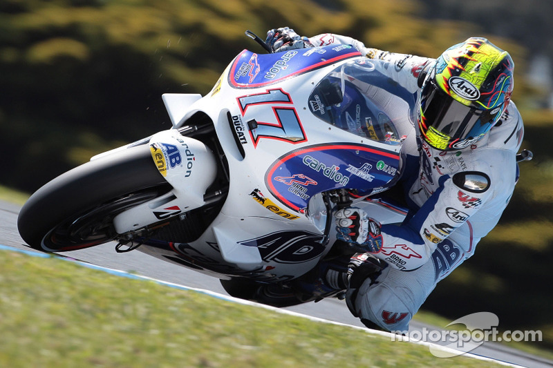 Cardion AB Malaysian GP Friday practice report