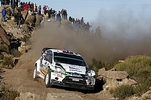 M-Sport Stobart Rally de España final leg summary