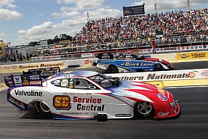 NHRA Johnny Gray looks for more success at Las Vegas