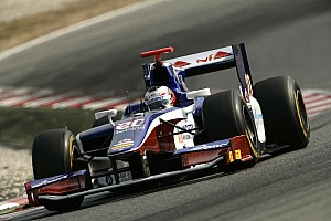 Trident Racing sets drivers for Abu Dhabi
