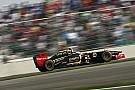 Lotus Renault Indian GP race report