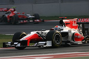 Formula One future uncertain for Karthikeyan