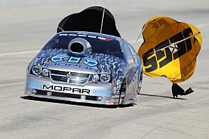 NHRA Team Mopar Las Vegas final report