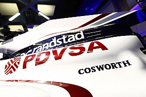 Formula 1 Maldonado runs out of Cosworth engines for 2011