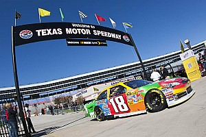 NASCAR Sprint Cup Series hands harsh penalty to Kyle Busch in Texas