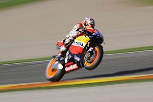 MotoGP Bridgestone Valencia GP qualifying report