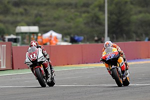 Bridgestone Valencian GP race report