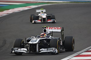 Formula 1 Williams drivers prepared for hot Abu Dhabi GP