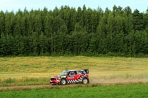 MINI ready for Wales Rally GB
