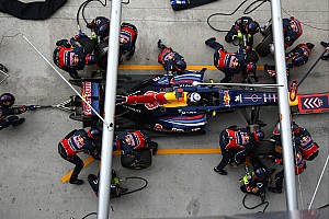 Formula 1 Red Bull has fastest pit crew in F1 - analysis