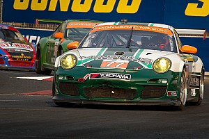 Stanton, Magnus Racing part ways for 2012
