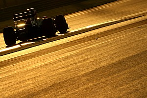 Marussia Virgin Abu Dhabi GP Friday practice report
