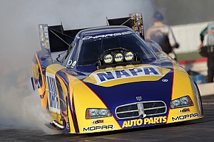 Ron Capps Pomona II Saturday report