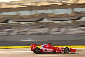 GP2 Arden Abu Dhabi event summary