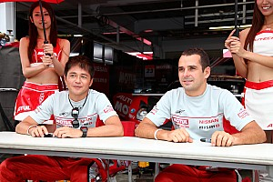 Super GT Benoit Treluyer Fuji event summary
