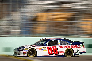 NASCAR Sprint Cup Dale Earnhardt Jr. Homestead Saturday media visit