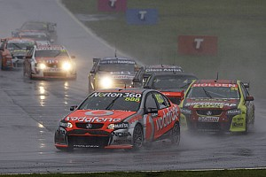 V8 Supercars Australia series Sandown race 1 report